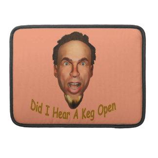 Keg Open Sleeve For MacBooks
