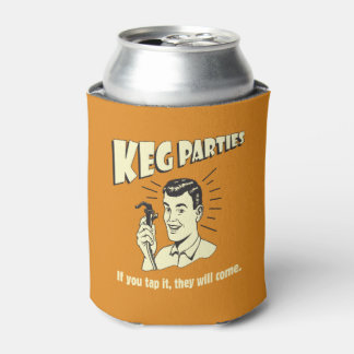 Keg Parties: If Tap It They'll Come