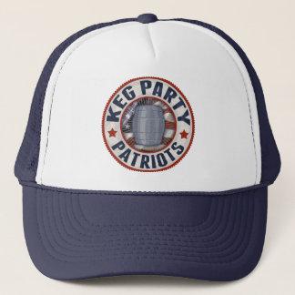 Keg Party Patriots II Trucker Hat