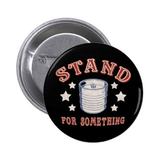 Kegstand For Something Pinback Buttons