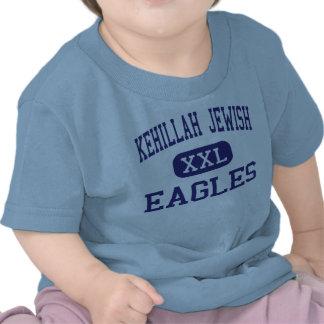 Kehillah Jewish - Eagles - High - Palo Alto T-shirt