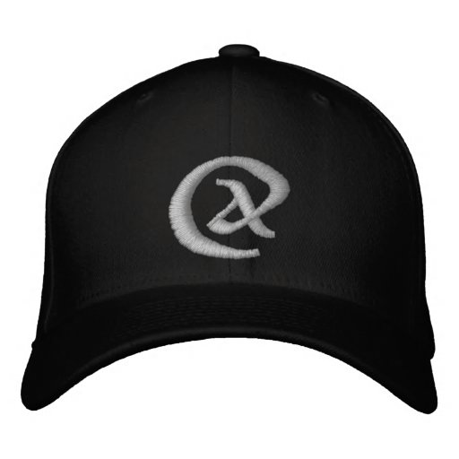 Keifi @ Silver Embroidered Hats