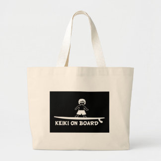 Keiki On Board.JPG Large Tote Bag