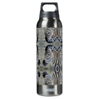 keildoscope zebra bottle 0.5 litre insulated SIGG thermos water bottle