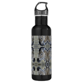 keildoscope zebra bottle 710 ml water bottle