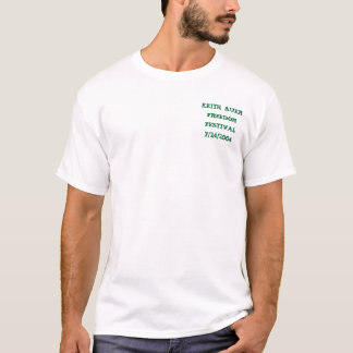 Keith Auer Freedom Festival T-Shirt