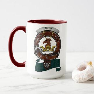 Keith Clan Badge Combo 15oz Mug