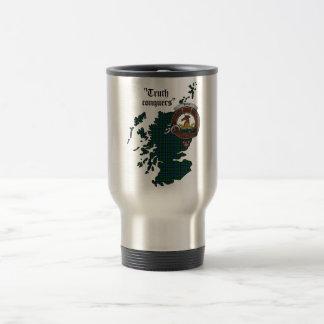 Keith Clan Badge Travel Mug