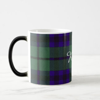 Keith clan Plaid Scottish tartan Magic Mug