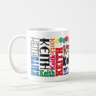 Keith Coffee Mug
