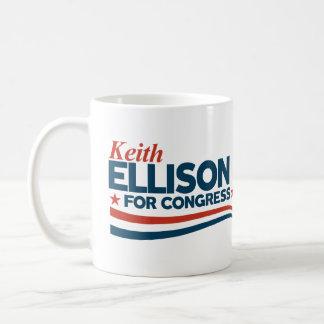 Keith Ellison Coffee Mug