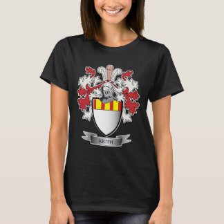 Keith Family Crest Coat of Arms T-Shirt