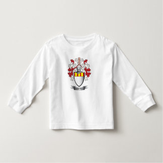 Keith Family Crest Coat of Arms Toddler T-Shirt