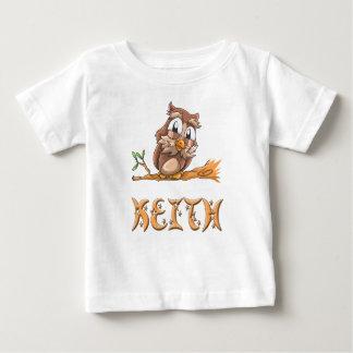 Keith Owl Baby T-Shirt