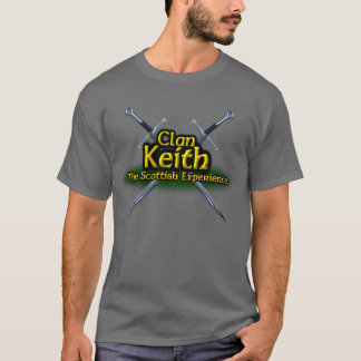 Keith The Scottish Experience Clan T-Shirt