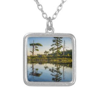 Kejimkujik Dawn Silver Plated Necklace