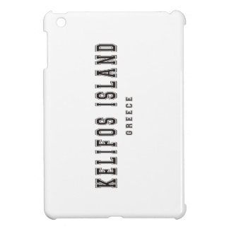 Kelifos Island Greece iPad Mini Case