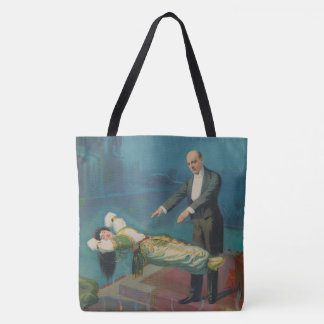 Kellar The Magician Tote Bag