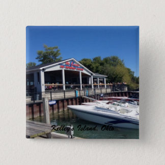 Kelley's Island, Ohio Marina Photo Button