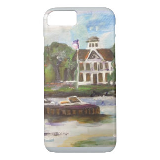 Kelleys Island Painting #1 iPhone 7 Case