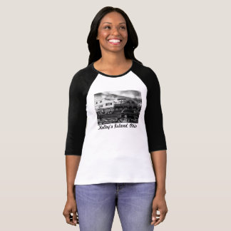 Kelley's Island Women's Long T-Shirt