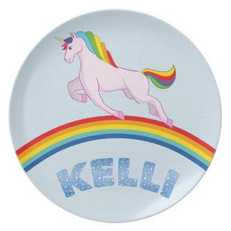 Kelli Plate for children