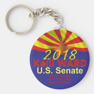 Kelli WARD 2018 Senate Keychain