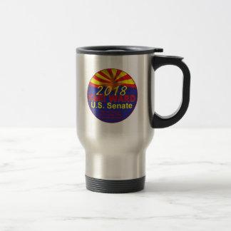 Kelli WARD 2018 Senate Travel Mug