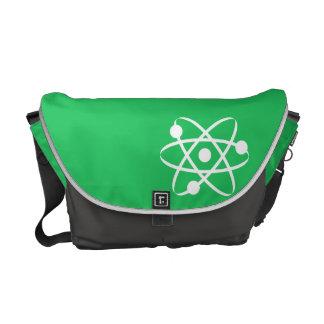Kelly Green Atom Commuter Bags