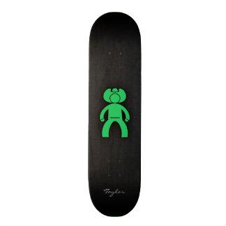 Kelly Green Cowboy Skateboard Decks