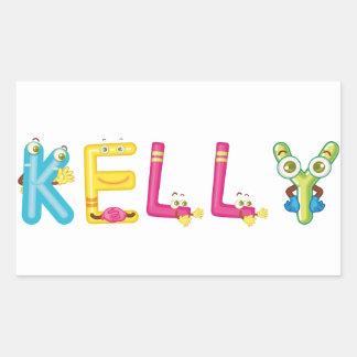 Kelly Sticker