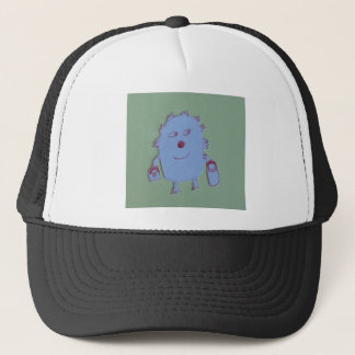 Kelly Trucker Hat