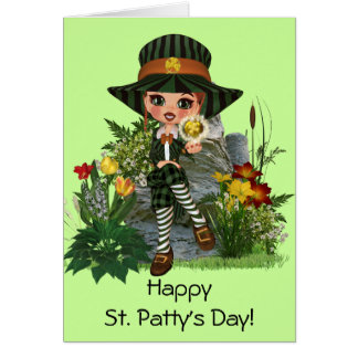 Kelly's Offering St. Patrick's Design Card