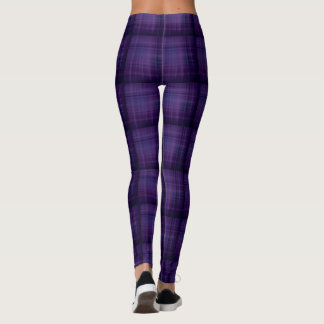 "Keltar ""Purple Trews"" Leggings"