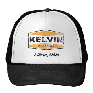 Kelvin Gasoline (Distressed) Cap