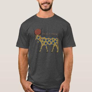 Kemetic Grunge: Hethert-Nut, the Celestial Cow T-Shirt