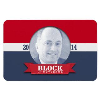 KEN BLOCK CAMPAIGN FLEXIBLE MAGNET