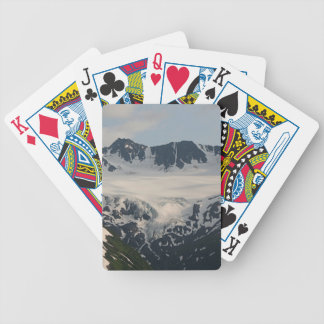 Kenai Mountains, Alaska 2 Bicycle Playing Cards