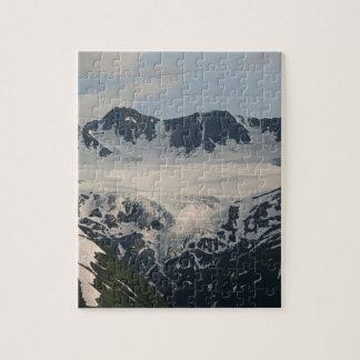 Kenai Mountains, Alaska 2 Jigsaw Puzzle