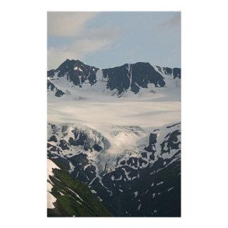 Kenai Mountains, Alaska 2 Stationery