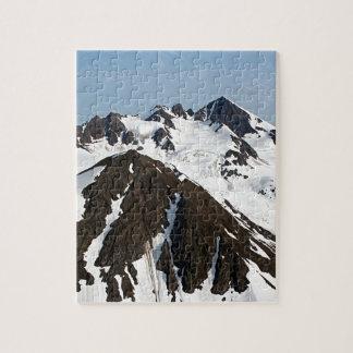 Kenai Mountains, Alaska 3 Jigsaw Puzzle