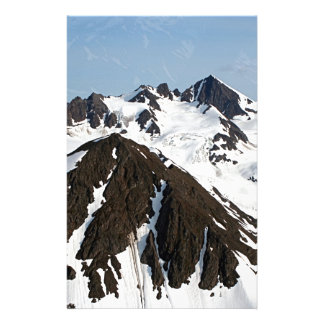 Kenai Mountains, Alaska 3 Stationery