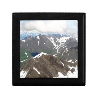 Kenai Mountains, Alaska Gift Box