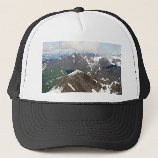 Kenai Mountains, Alaska Trucker Hat