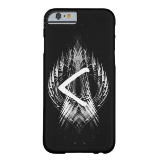 ☼KENAZ – RUNE OF REGENERATION & FIRE☼ BARELY THERE iPhone 6 CASE