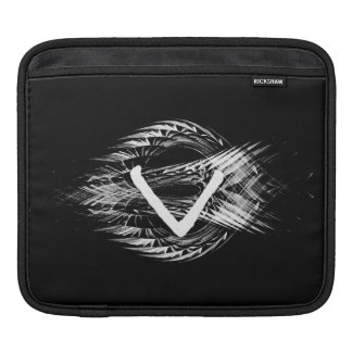 ☼KENAZ – RUNE OF REGENERATION & FIRE☼ iPad SLEEVE