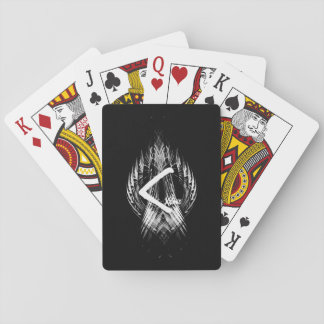 ☼KENAZ - RUNE OF REGENERATION & FIRE☼ PLAYING CARDS