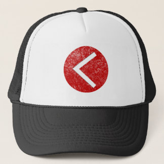 Kenaz Rune Trucker Hat