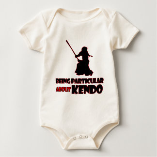 kendo     Designs Baby Bodysuit