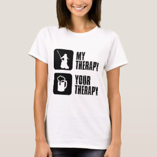 kendo  my therapy T-Shirt